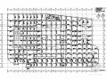 [上海]22层框剪写字楼、酒店、公寓式酒店结构图(两层大地下室)