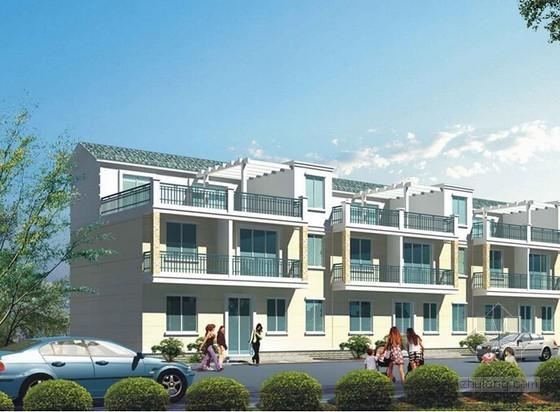 [毕业设计]河南某住宅楼土建工程计量与计价编制实例(含图纸)