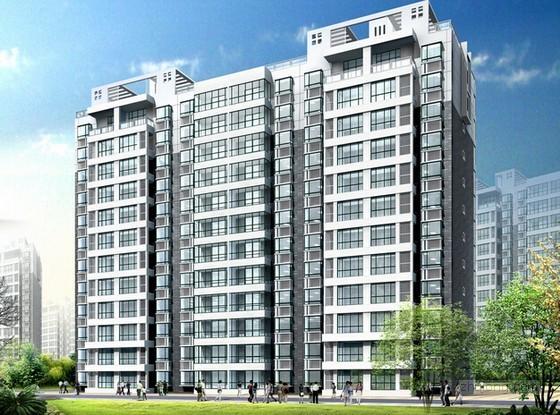 [江苏]住宅楼项目土建工程清单计价实例(附全套图纸)