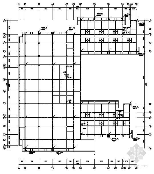 南京某六层学生公寓全套电气施工图