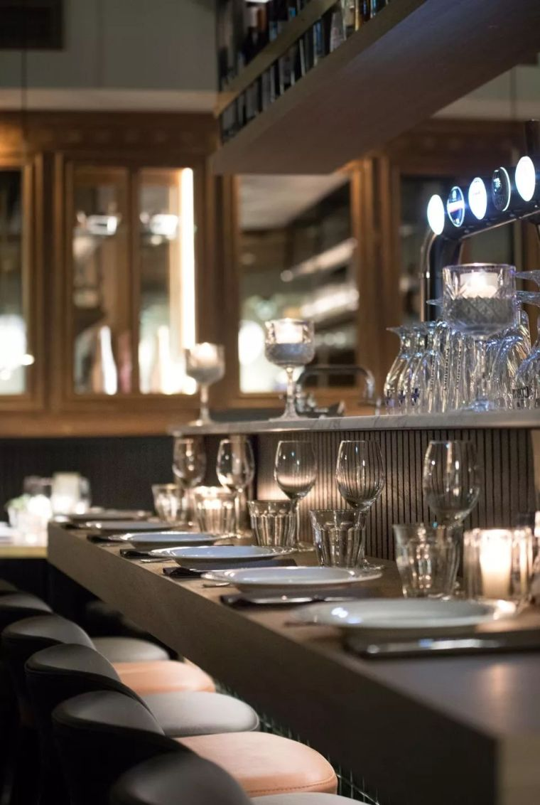 完备的西餐厅设计方案主要包括哪些方面呢?_14