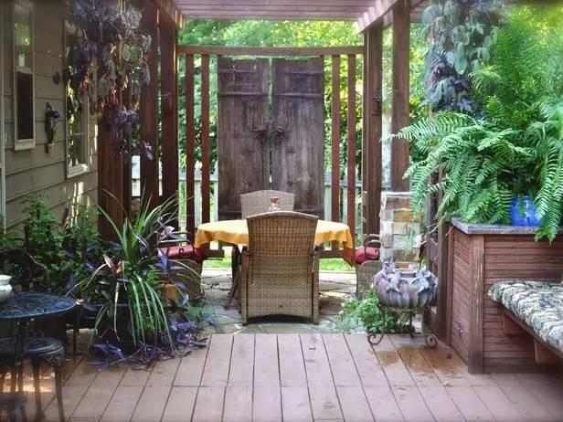 50款乡下小院,花做篱笆,诗意为墙。_8
