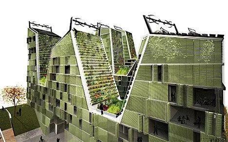美国、荷兰、丹麦、法国26种最具创意垂直农场