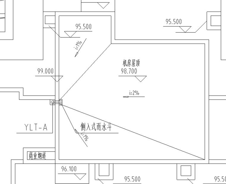 南京某公馆二期给排水施工图_8