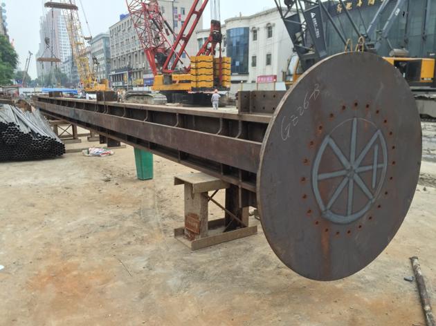 盖挖逆作法施工中间桩柱垂直插入工法培训讲义