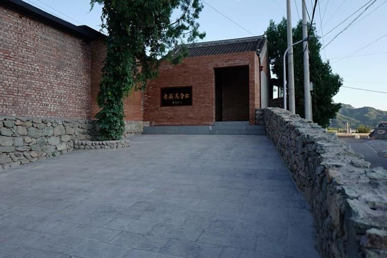 长城脚下的北旮旯火锅餐厅 — 叁舍.北京