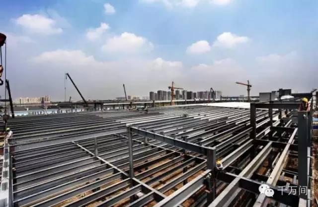 钢结构项目操作流程体系
