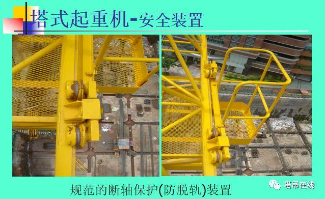 塔式起重机安全技术规程及检查技术规程PPT_10