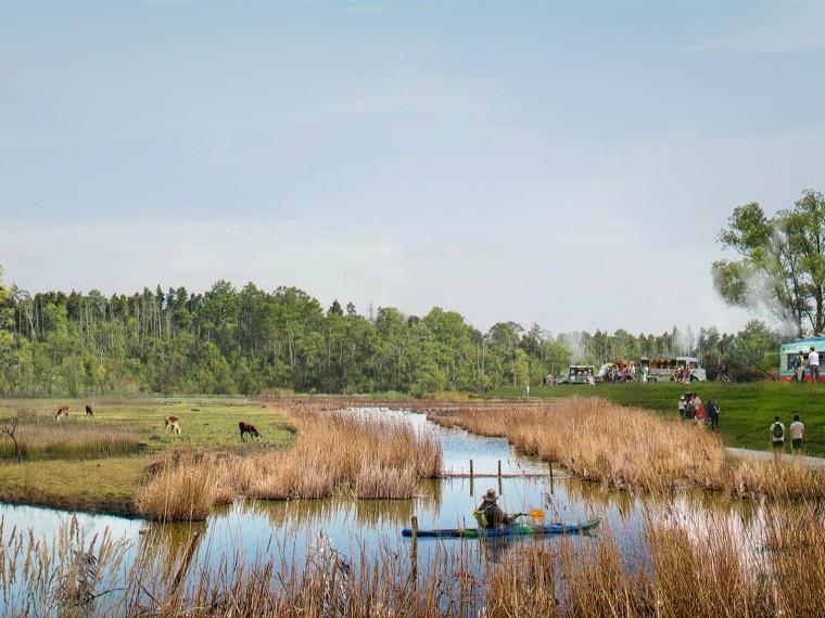 荷兰NieuwLand国家公园
