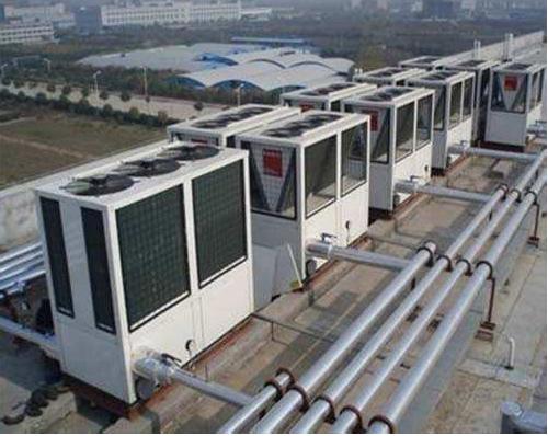 uasb调试资料下载-中央空调系统工程调试验收方案