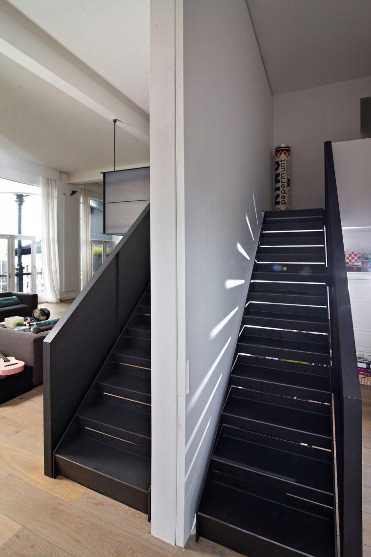 阿姆斯特丹:新旧结合老屋翻新_8
