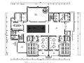 株洲榕树花园幼儿园室内装修施工图及效果图