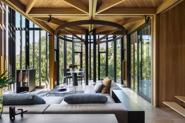 这些树屋,满足你对森林的所有幻想_2
