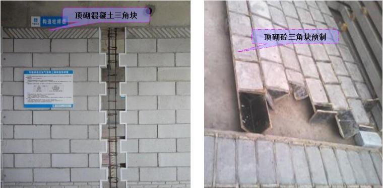 建筑工程砌体工程施工技术交底PPT