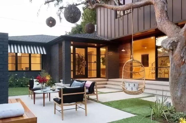 庭院设计理念,同样适用于露台阳台