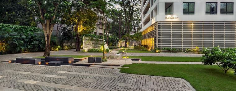 印度GODREJ住宅景观-15