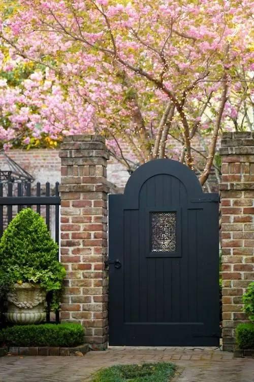 50款·漂亮的庭院入口_30
