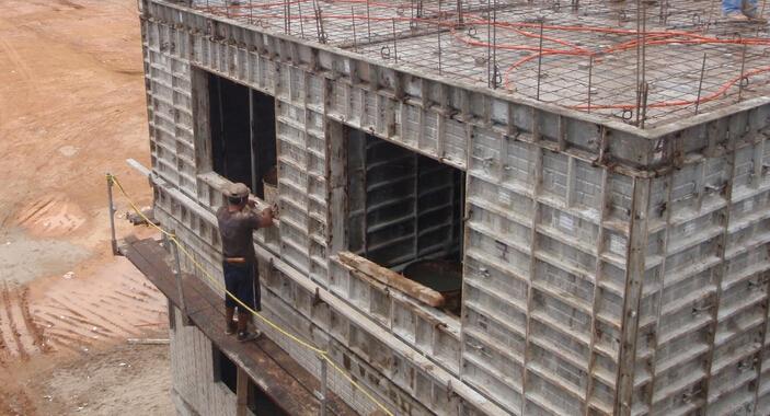 钢混框架结构毕业设计开题报告