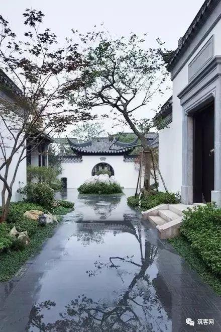 为何中式合院别墅越来越流行?_8