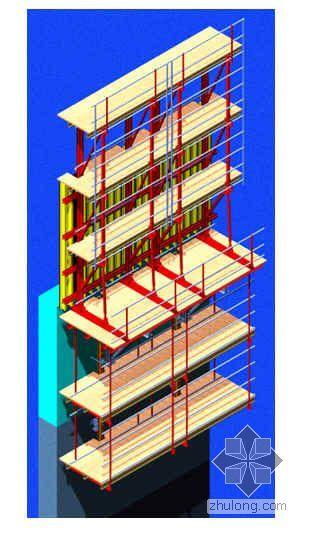 高层液压自爬模施工技术(PPT)