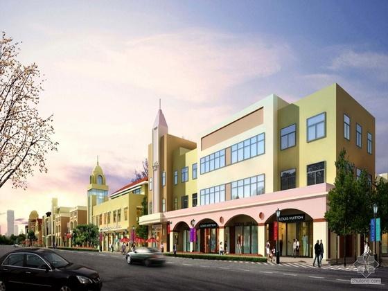 [嘉定]某新城城市中心区规划设计方案文本
