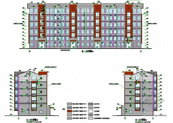[江苏]2013年某拆迁安置房小区土建、桩基及门卫设施工程量清单预算(施工图64张及说明)