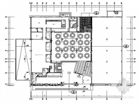[无锡]某特色酒店装饰施工图