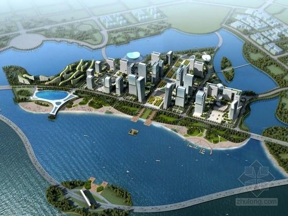 [厦门]城市综合体规划及单体设计方案文本