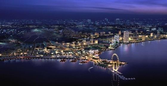 [辽宁]滨海生态知名地产区概念性商业综合体设计方案文本