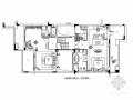 [深圳]3层大型豪华附带泳池型别墅室内设计施工图