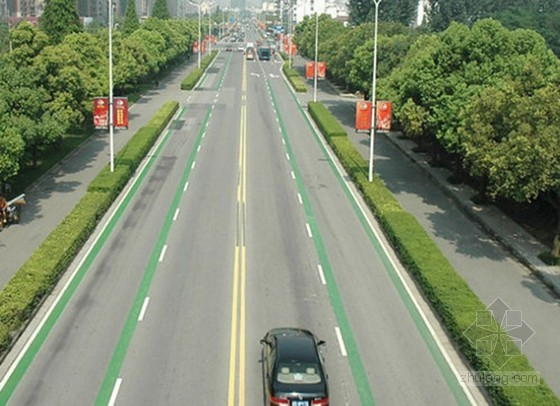 [东莞]市政Ⅱ级道路工程监理规划(流程图、沥青路面)