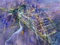 [河南]经济技术开发区概念规划设计方案