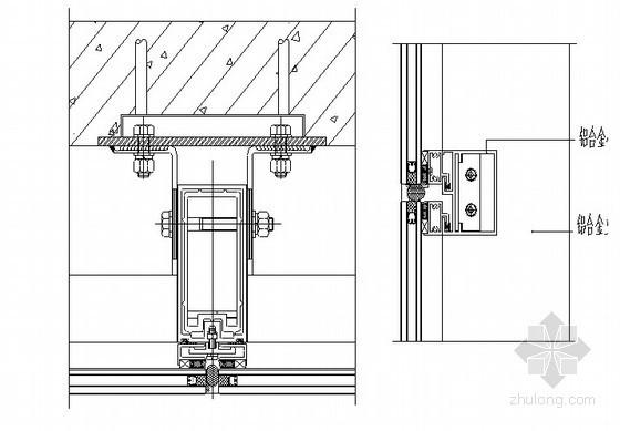 [江苏]综合楼外幕墙施工组织设计(玻璃幕墙 铝板幕墙 石材幕墙)