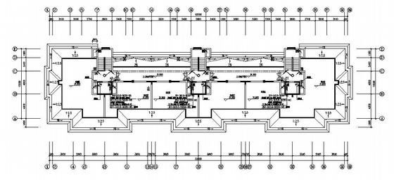 高层居民住宅楼电气施工图