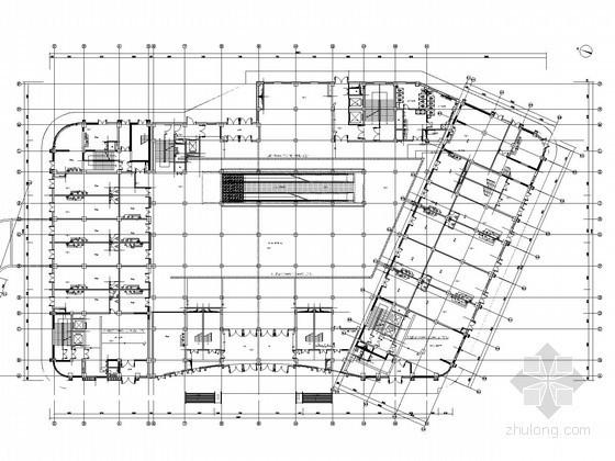 [甲级]最新综合楼全套电气施工图纸