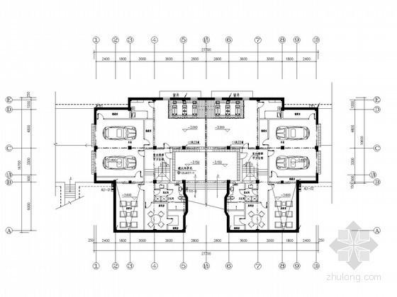 [营口]大型体育公园会所全套电气施工图纸(90万平,包含暖通、给排水图纸)