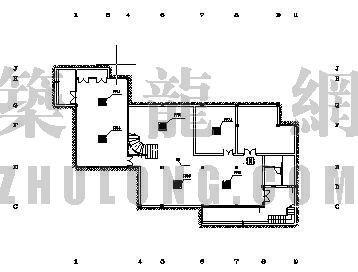 浙江某别墅的中央空调设计