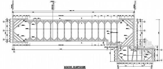 [广东]地铁深基坑围护结构施工图(钻孔灌注桩 钢支撑)