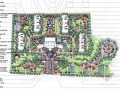 [烟台]后现代风格居住区景观概念设计方案
