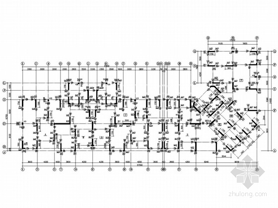 24层框剪结构高层住宅结构施工图