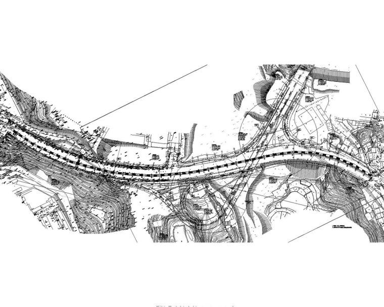 立交工程路灯设计施工图