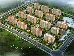 [内蒙古]现代方格构图住宅小区建筑设计方案文本(16年含CAD)