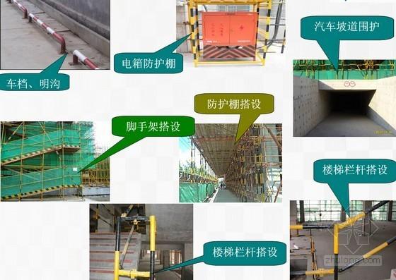 [上海]住宅小区改建及新建工程绿色施工工地评审汇报(多图)
