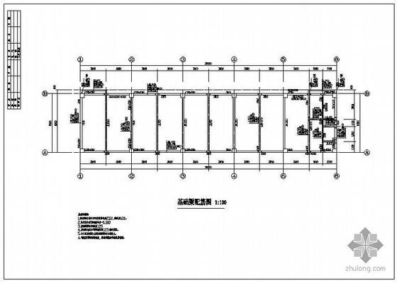 东莞某福利院医疗室结构图