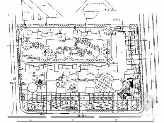 某商业综合体建筑方案图(含效果图)