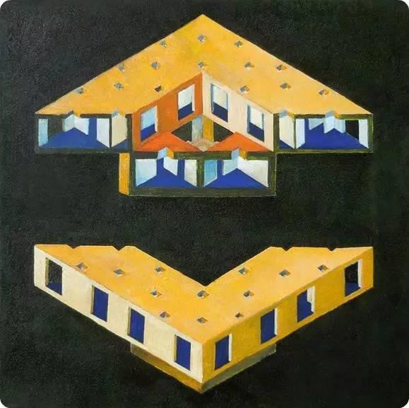 他放出了封存多年最杰出的建筑图纸_22