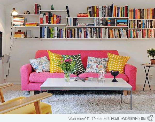 20个时尚的客厅装修设计案例_13