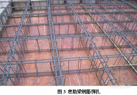 GRC薄壁箱体现浇混凝土空心楼板工法