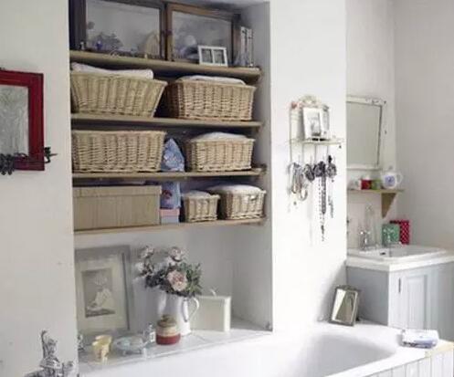 节省浴室空间的好设计!值得一看!_1