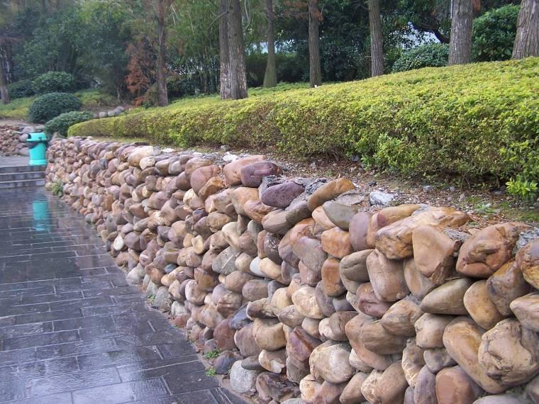 致施工图设计师:五种常见挡土墙类型_1